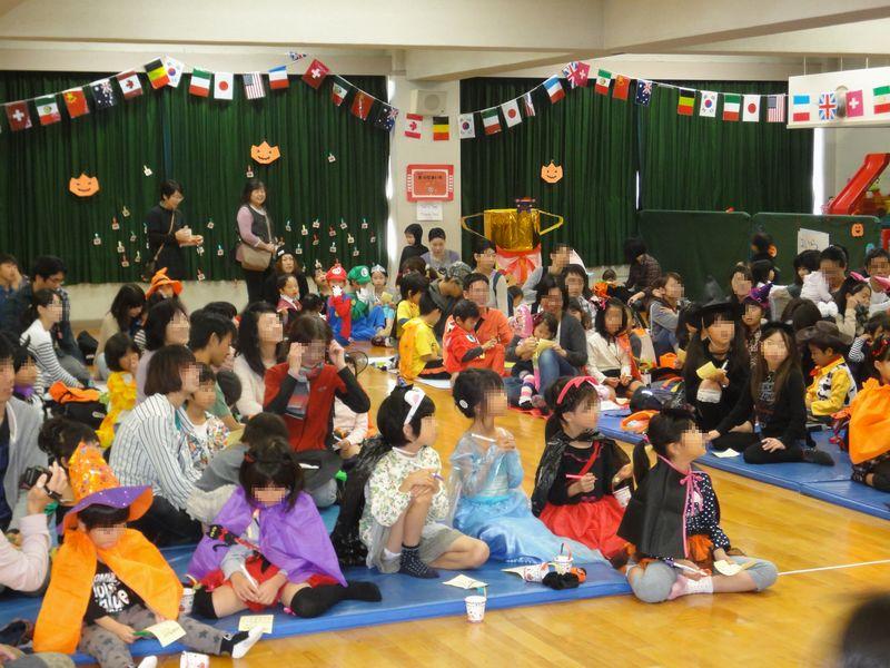 DSC09616blog H26 ハロウィンパーティー | 倉敷児童館 倉敷市総合福祉事業団ホー