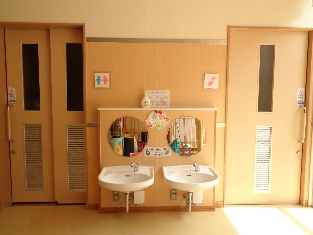 トイレ&授乳室