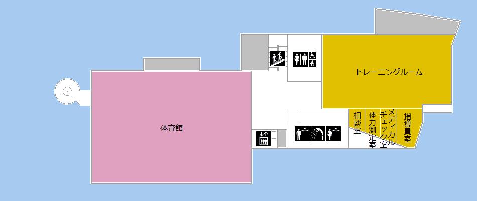 案内図4階