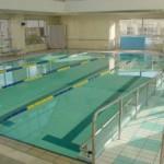 水浴訓練室