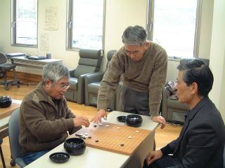 囲碁講座風景2