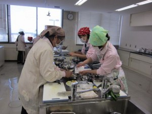 調理実習3